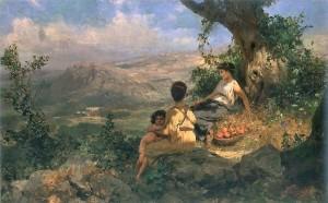 Losowe dzieło Siemiradzkiego