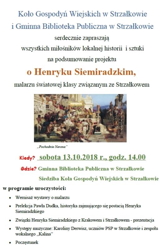 plakat_podsumowanie_projektu_o_semiradzkim_13.10.2018